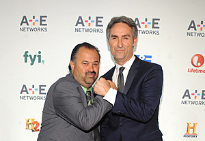 2015 A+E Networks Upfront - Arrivals
